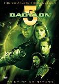 Babylon 5: The Complete Third Season (/Intro to Series/Com/3 Docs)