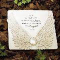 Angels Above Garden Stone