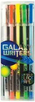 Galaxy Writers - Set of 5