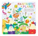 Fantastic Planet Wood Free Colored Pencils - Set of 24