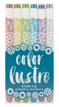 Color Lustre Brush Tip Metalli