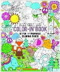 Color-In Bk Cozy Critters