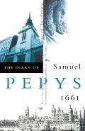 Diary Of Samuel Pepys Volume 2 1661