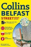 Collins Belfast Street Finder Atlas