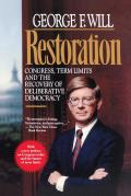 Restoration Congress Term Limits & The R