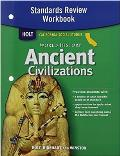 Holt World History California: Standards Review Workbook Grades 6-8 Ancient Civilizations