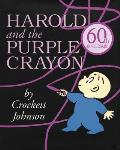 Harold & The Purple Crayon 50th Anniversary
