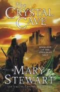 Crystal Cave Arthurian Saga 01