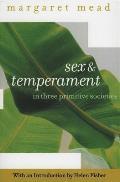 Sex & Temperament In Three Primitive Societies