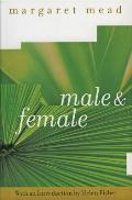 Male & Female A Study Of The Sexes In A