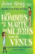 Los Hombres Son de Marte Las Mujeres Son de Venus Men Are From Mars Women Are From Venus