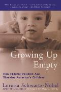 Growing Up Empty How Federal Policies Are Starving Americas Children