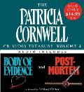 Patricia Cornwell CD Audio Treasury Volume 2 Body of Evidence Post Mortem