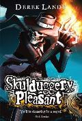 Skulduggery Pleasant 01 Scepter of The Ancients
