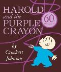 Harold & the Purple Crayon Board Book