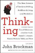 Thinking The New Science of Decision Making Problem Solving & Prediction