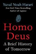Homo Deus A History of Tomorrow