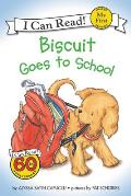 Biscuit Goes To School An I Can Read