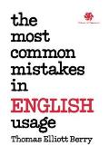 Most Common Mistakes In English Usage