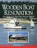Wooden Boat Renovation: New Life...