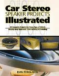 Car Stereo Speaker Projects...