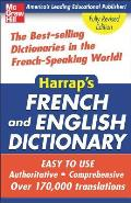 Harraps French & English Dictionary