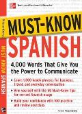Must Know Spanish 4000 Words That Give You the Power to Communicate