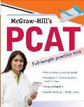 McGraw-Hill's PCAT: Pharmacy College Admission Test
