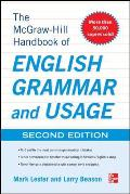 McGraw Hill Handbook of English Grammar & Usage 2nd Edition