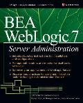 Bea Weblogic 7 Server Administration