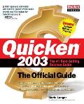 Quicken 2003 The Official Guide