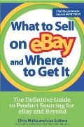 What To Sell On eBay & Where To Get It