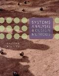 Systems Analysis & Design Methods