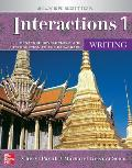 Interactions Level 1 Writing Student Book: Sentence Development and Introduction to the Paragraph
