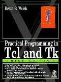 Practical Programming in TCL and TK with CDROM