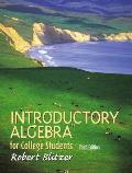 Introductory Algebra For College Students 3rd Edition