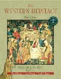 Western Heritage Volume 1 3rd Edition