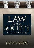 Law & Society An Intro