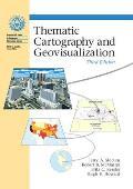 Thematic Cartography & Geovisualization