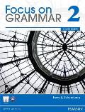 Value Pack Focus on Grammar 2student Bookwiht Myenglishlab and Workbook