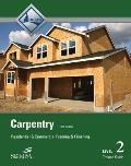 Carpentry Framing & Finish Level 2