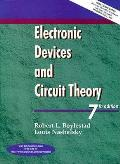 Electronic Devices & Circuit Theory 7th Edition