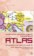 Penguin Atlas of World History Volume 1 From Prehistory to the Eve of the French Revolution