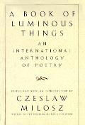Book Of Luminous Things