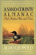 Sand County Almanac & Sketches Here & Th