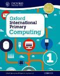 Oxford International Primary Computing: Student Book 1