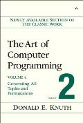 The Art Of Computer Programming, Fascicle 2
