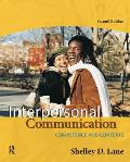 Interpersonal Communication Competence & Contexts