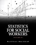 Statistics For Social Workers Ninth Edition