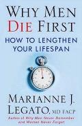 Why Men Die First How to Lengthen Your Lifespan